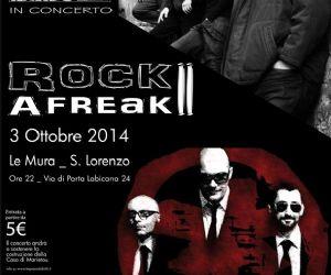 Serate - Rock Afreak II second edition cin I MUG e gli IBRIDO_XN