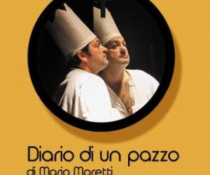 """Spettacoli - Con """"Diario di un pazzo"""" inizia la stagione 2014/2015 del Teatro dell'Orologio"""