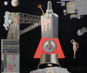 Mostre - Lancio Spaziale - Mostra personale di Francesco Bancheri
