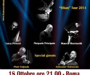 Concerti - Francesco Bruno 4et