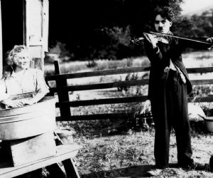 Mostre - Chaplin compositore