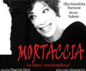 Spettacoli - Veronica Pivetti è Mortaccia la vita è meravigliosa