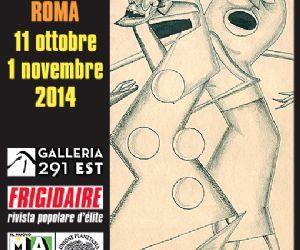 "Gallerie - In mostra a Roma ""L'Arte Maivista di Vincenzo Sparagna"""