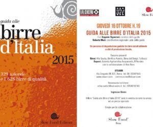 Sagre e degustazioni - Guida alle Birre d'Italia 2015