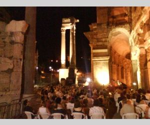 Concerti - Festival musicale delle Nazioni. Concerti del tempietto