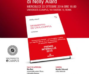 Il romanzo di Nelly Alard