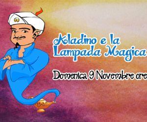 Spettacoli - Aladino e La Lampada Magica