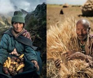 Oltre 90 fotografie scattate in tutto il mondo dai migliori professionisti sulle problematiche legate al futuro del cibo