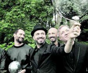 Concerti: In una foresta tour
