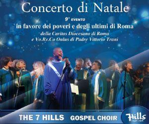 """Concerto in favore della """"Caritas della Diocesi di Roma"""""""