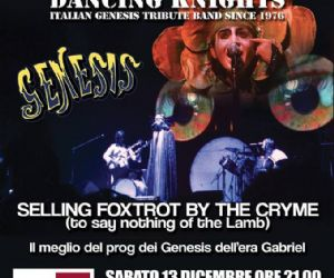 "Dancing Knigths in ""Selling Foxtrot By The Crime"""
