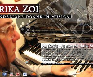 ERIKA ZOI - Fondazione Donne in Musica