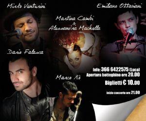 Grande kermesse musicale al teatro Ambra alla Garbatella