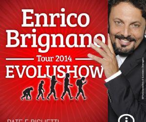 Il nuovo spettacolo di Enrico Brignano al Sistina da gennaio