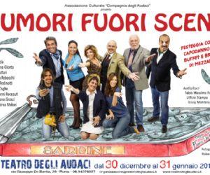 Per un Capodanno all'insegna della risata il Teatro degli Audaci apre il sipario alla commedia più esilarante degli ultimi tempi