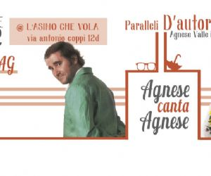 Paralleli d'autore: Agnese Valle incontra Ivan Graziani