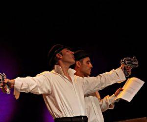 Teatro libero di Rebibbia dell'arte reclusa 2014. Festival di particolare interesse per la vita culturale della città di Roma