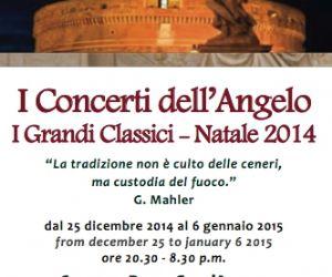 """Nel periodo natalizio nella chiesa Ponte Sant'Angelo risuonano """"I grandi Classici"""""""