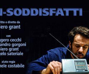 Spettacolo scritto diretto ed interpretato da Piero Grant