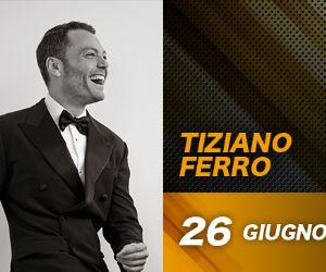Il ritorno di Tiziano Ferro Live nel 2015 con il suo primo tour negli stadi