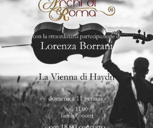 Concerto orchestra Archi di Roma