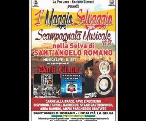 L'evento si svolgerà nelle campagne di S. Angelo Romano, alle porte di Roma