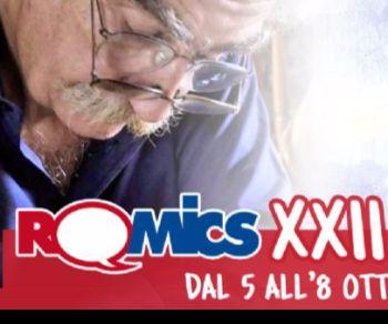 Festival - Romics (ottobre 2017)