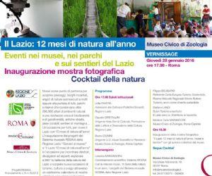 Il Lazio: 12 mesi di natura all'anno