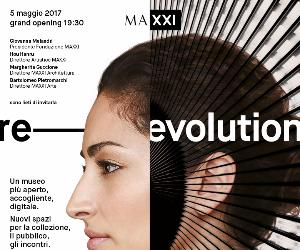 Mostre: Maxxi Re-Evolution