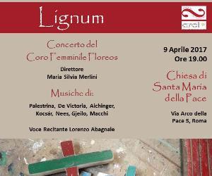 Concerto del Coro Femminile Floreos