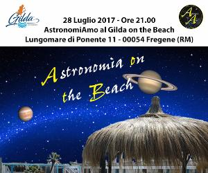 Serate: Astronomia al Gilda on the Beach