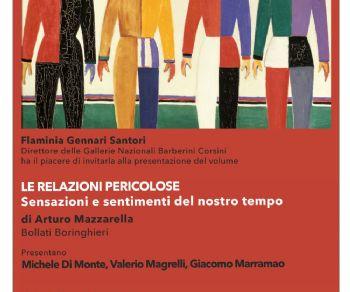 Presentazione del libro di Arturo Mazzarella