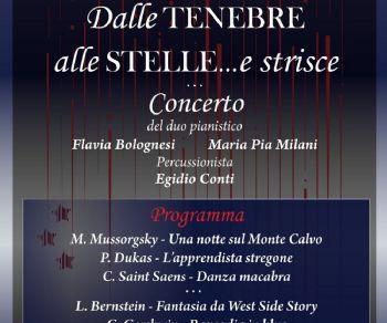Concerti - Duo pianistico Flavia Bolognesi - Maria Pia Milani