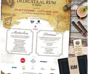 Un grande evento per conoscere e degustare il rum