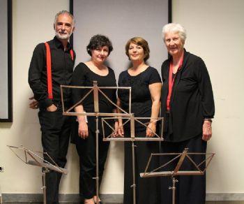 Una serata musicale con il Quartetto Nuovo