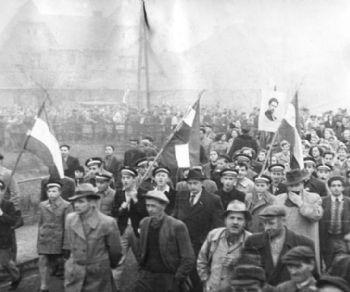 Due mostre fotografiche dedicate alla Rivoluzione ungherese del 1956 nonché ai decenni successivi dietro la cortina di ferro