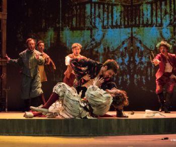 A tre anni dal grande successo di Londra, arriva finalmente in Italia Shakespeare in love!