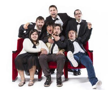 Dopo il sold out al Teatro Nazionale di Milano prosegue il tour nei più importanti teatri d'Italia. PAOLO RUFFINI e gli attori della compagnia Mayor Von Frinzius