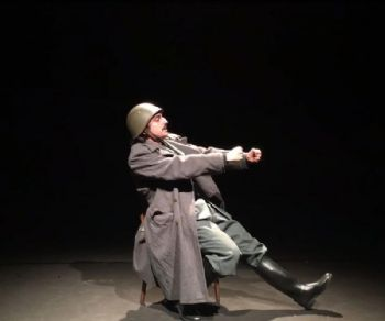 Premio Giurie Direction Under 30 - 2018 Teatro Sociale Gualtieri Miglior Testo  Festival ShortLab 2018