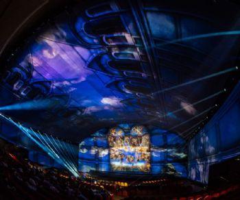 All'Auditorium Conciliazione di Roma, il primo live show residente italiano