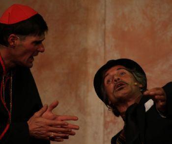 Sfrontata, irriverente e totalmente provocatoria è l'ultima opera di Luciano Capponi