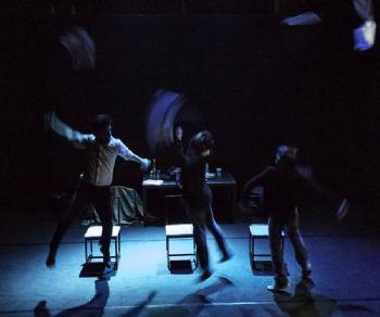 Di e da M. Kassovitz, M. Buonarroti, adattamento scenico e regia Valeria Freiberg