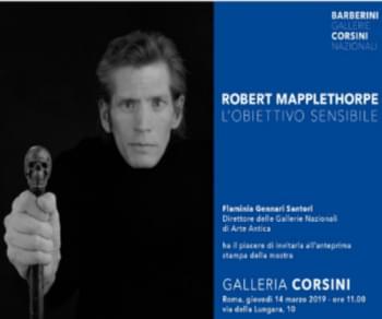 Mostre - Robert Mapplethorpe. L'obiettivo sensibile
