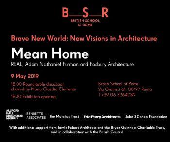 Adam Nathaniel Furman, Fosbury Architecture and Jack Self