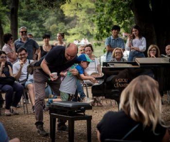 Spettacoli - Villa Borghese Piano Days. Bioparco edition