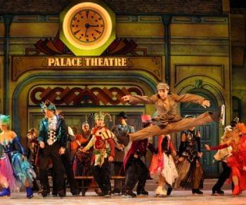 La magia del pattinaggio su ghiaccio a teatro