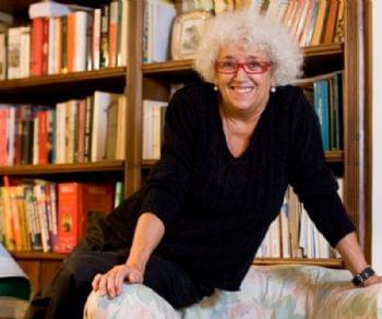 La maestra della satira Grazia Scuccimarra al Teatro degli Audaci