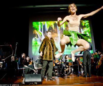 L'Orchestra NuovaKlassica presenta la coinvolgente favola in musica (concerto per famiglie) de Il Libro della Giungla