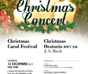 Concerti - Concerto di Natale delle Chiese Coreane di Roma