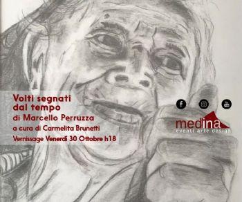 Gallerie - Volti segnati dal tempo di Marcello Perruzza